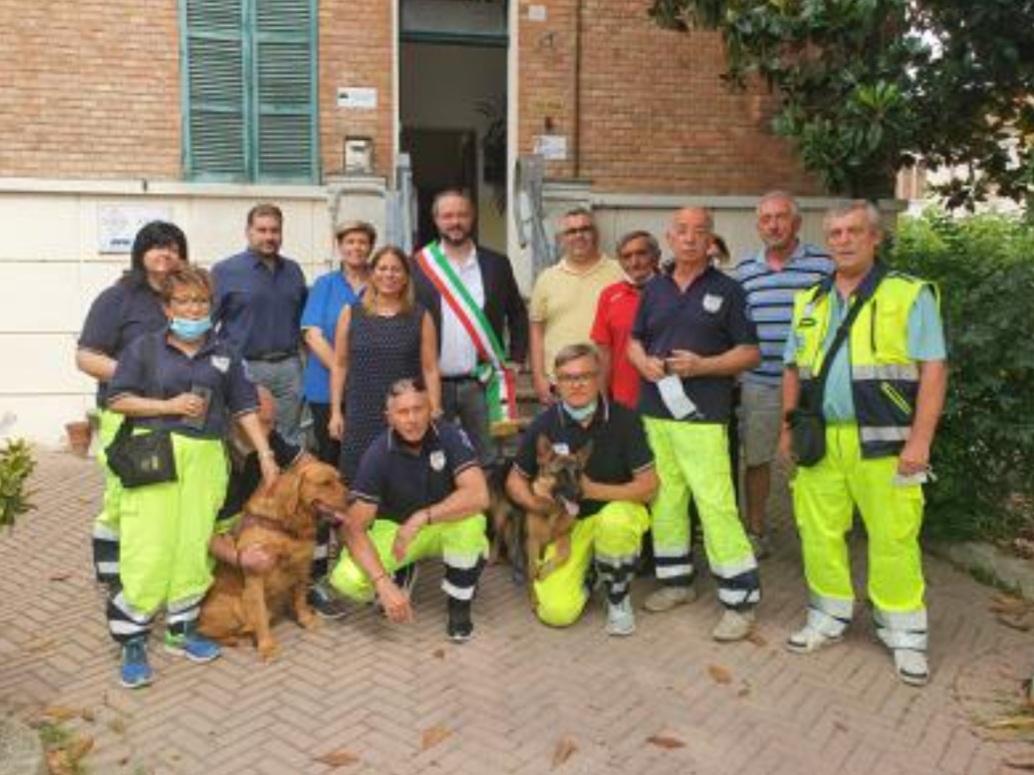Nuovo presidio Gestito dall'associazione di volontariato Estense Dog